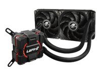 Enermax AquaChanger 240 CPU Cooler 240mm, LPWAC240-HF, 21897110, Cooling Systems/Fans