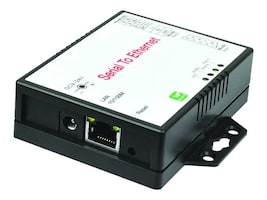 Siig 2-Port RS-232 422 485 Serial over IP Ethernet Device Server, ID-DS0711-S1, 17772007, Remote Access Servers