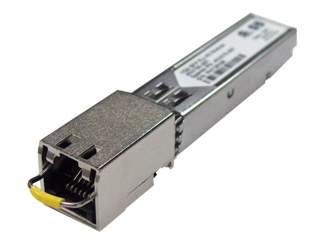 HPE Virtual Connect 1 GB RJ-45 SFP Option Kit for c-Class Blade System, 453154-B21, 8375181, Network Transceivers