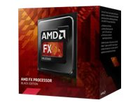 AMD Processor, AMD 8C FX-8320 3.5GHz 16MB 125W Box, FD8320FRHKBOX