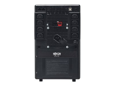 Tripp Lite Omni VS Int'l 1500VA 230V Line Interactive Tower UPS Extended Runtime (8) C13 Outlets, TAA Compliant, OMNIX1500XLTAA