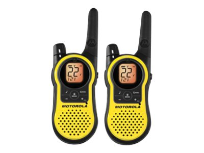 Motorola Talkabout MH230R 2-Way Radios, 23-Mile Range