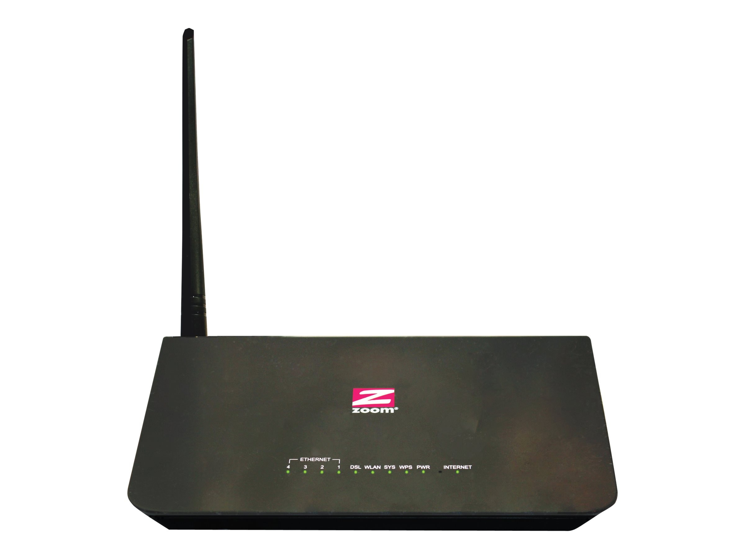 Zoom ADSL 5792 Modem WiFi Router, 5792-00-00, 17780664, DSL/Cable Modems