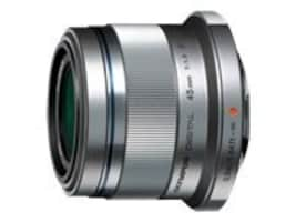 Olympus M.45mm F1.8, Silver, V311030SU000, 16209731, Camera & Camcorder Lenses & Filters
