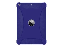 Amzer Silicone Skin Jelly Case for Apple iPad Air, Blue, AMZ96474, 31906972, Carrying Cases - Tablets & eReaders