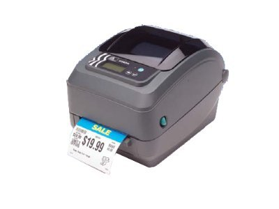 Zebra GX420 TT 203dpi USB Serial CP Printer w  Cutter