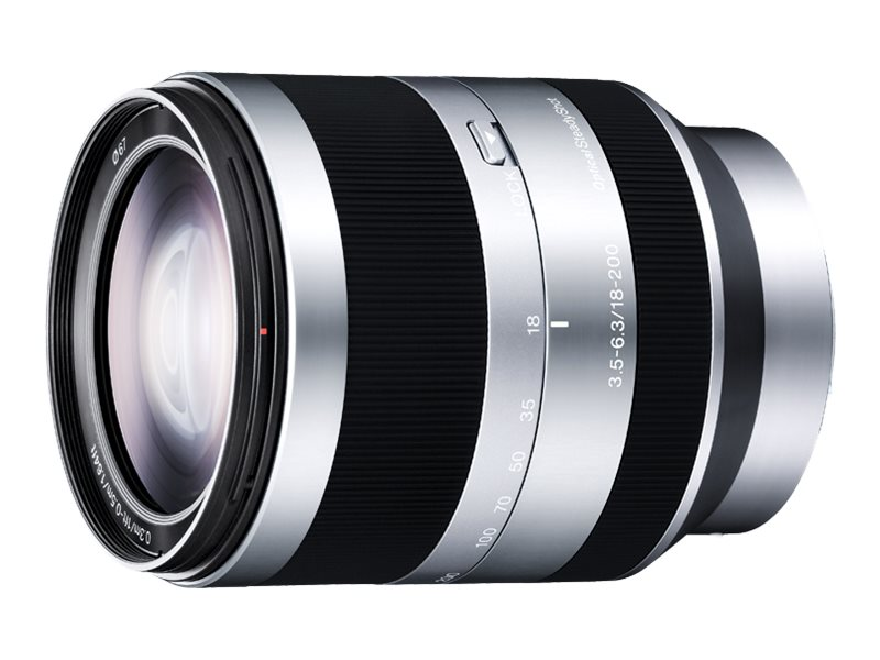 Sony NEX E-Mount Lens 18-200mm F3.5-6.3, SEL18200, 11929270, Camera & Camcorder Lenses & Filters
