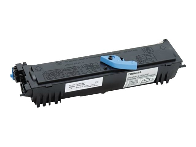 Toshiba Black Toner Cartridge for e-Studio 170F Fax Machines, ZT170F, 7312251, Toner and Imaging Components