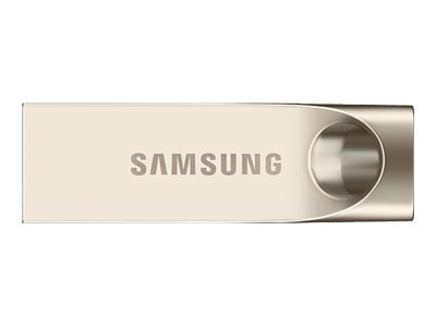Samsung 64GB USB 3.0 Metal Flash Drive, MUF-64BA/AM