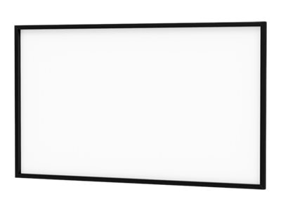 Da-Lite Da-Snap Projection Screen, HD Progressive 0.6, 16:9, 110, Pro-Trim