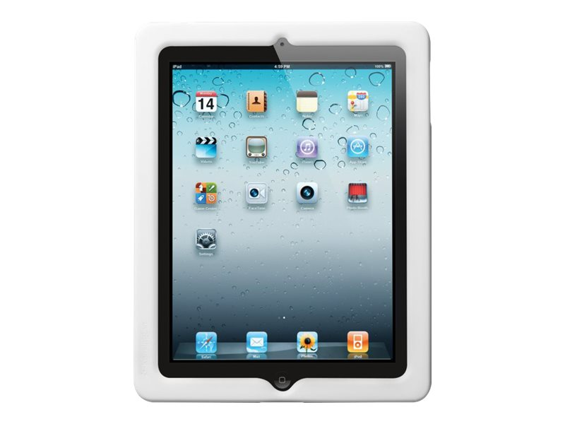 Kensington BlackBelt Protection Band for iPad 2, White, K39370US, 12906387, Protective & Dust Covers