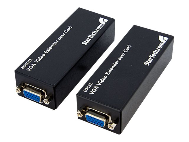 StarTech.com VGA Video Extender overCat5, ST121UTPEP, 10129431, Video Extenders & Splitters