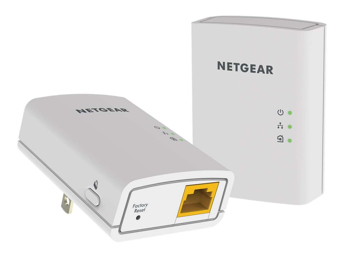 Netgear Powerline 500 Adapter Kit, XAVB5201-100PAS