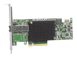 Dell 1-Port Emulex LPE-16000 Fibre Channel HBA, 406-BBGW, 32400316, Host Bus Adapters (HBAs)