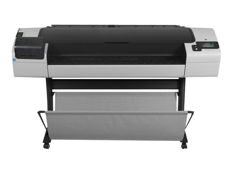 HP DesignJet T1300 44 PostScript ePrinter w  Encrypted Hard Disk Drive, CR652B#BCB, 13568578, Printers - Large Format