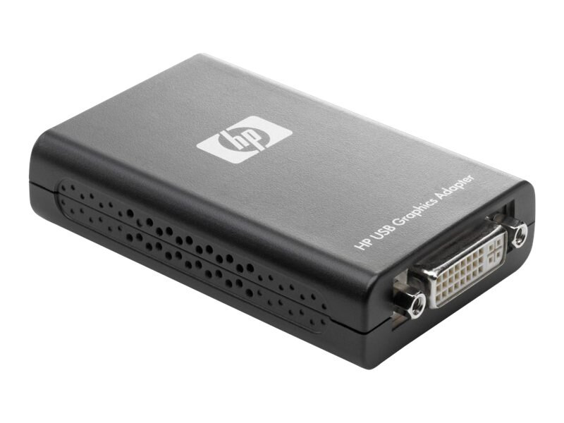 HP Promo USB Graphics Adapter, NL571AT, 9742924, Video Extenders & Splitters