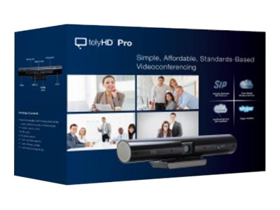 Refurb. Tely Labs TelyHD Pro Edition Not For Resale, 07-TERFP-01-01, 18363070, Audio/Video Conference Hardware