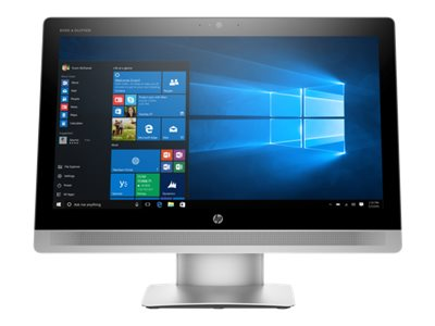 HP EliteOne 800 G2 AIO Core i5-6500 3.2GHz 4GB 500GB HD530 DVD-RW ac BT WC 23 FHD W10P64, Y2P28UT#ABA