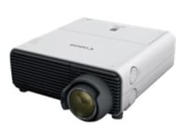 Canon REALiS WUX400ST Pro AV LCoS Projector, 4000 Lumens, White, 8678B002, 17401425, Projectors