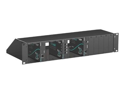 Black Box Rackmount Chassis for ServSwitch Wizard Extender, ACU5000A, 7985201, Rack Mount Accessories