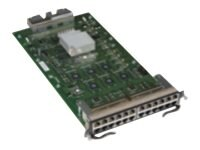 Brocade FastIron SX I F Module 24Pt. 10 100 1000BASE-T High Power