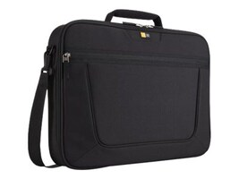 Case Logic Laptop Case 15.6, Black, VNCI-215BLACK, 13663399, Carrying Cases - Notebook