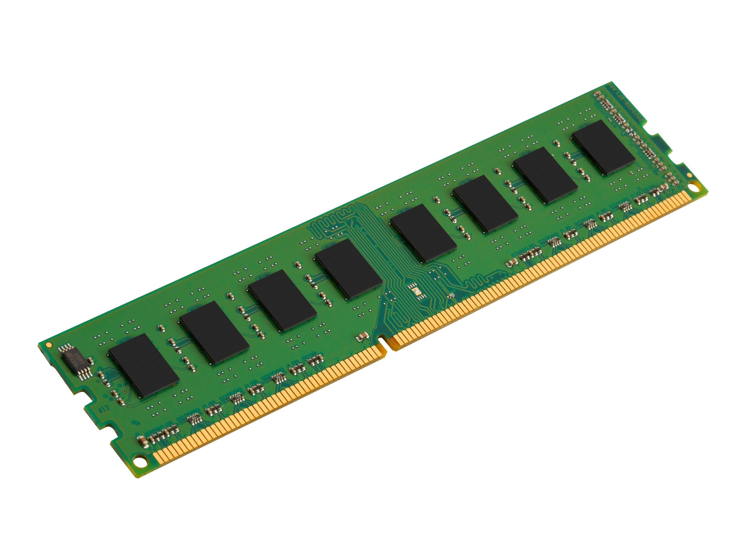 Kingston 4GB PC3-12800 240-pin DDR3 SDRAM DIMM for Select Models, KCP316NS8/4