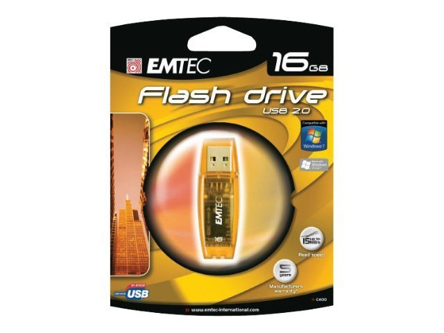 Emtec 16GB USB Flash Drive