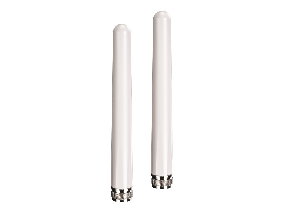 TRENDnet 5 7DBI Outdoor Dual Band Omni Antenna Kit, TEW-AO57, 17689086, Wireless Antennas & Extenders