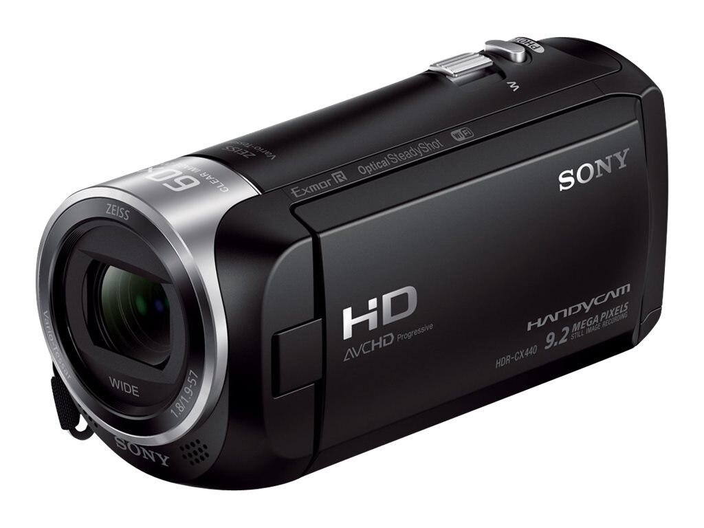 Sony HDR-CX440 FHD 60p Camcorder