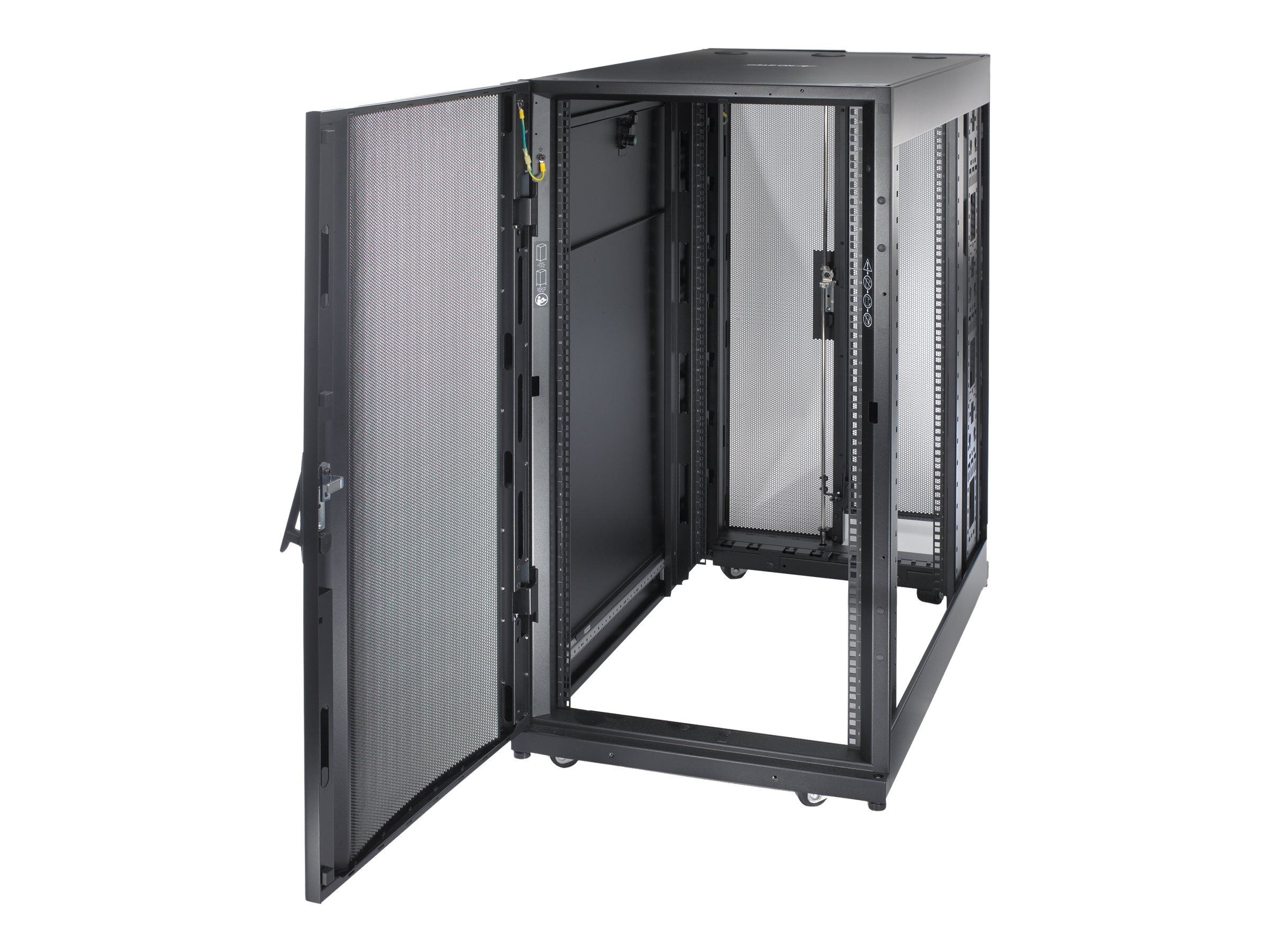 APC NetShelter SX 24U, 600mm x 1070mm, Deep Enclosure
