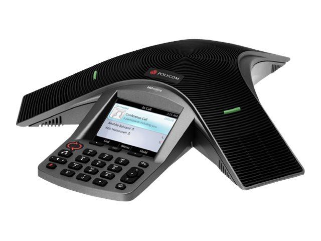 Polycom CX3000 IP Conference Phone for Microsoft Communications, 2200-15810-025, 12432257, VoIP Phones