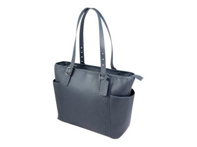 Dell Ladies Tote, Black, TOT-BL-14-FY16