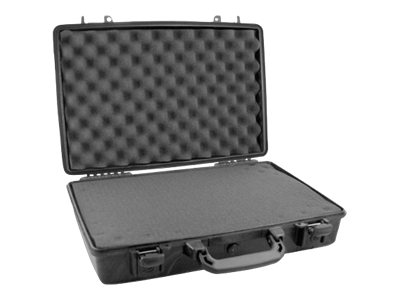 Pelican 1490 Hard Notebook Case w  Foam Inserts Fits Up to 17.3 x 11 x 3.3