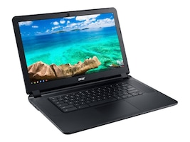 Acer Chromebook C910-C453 1.5GHz Celeron 15.6in display, NX.EF3AA.003, 18438609, Notebooks