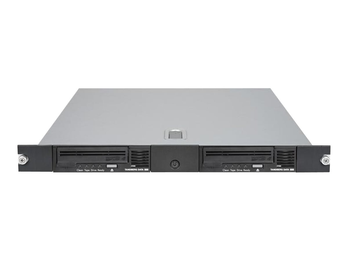 Tandberg Data 1U Rackmount SAS, No Drives, 3512-LTO, 11760822, Drive Mounting Hardware