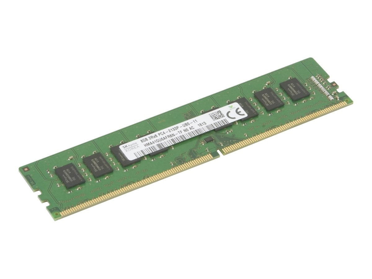 Supermicro 8GB PC4-17000 288-pin DDR4 SDRAM UDIMM, MEM-DR480L-HL01-UN21