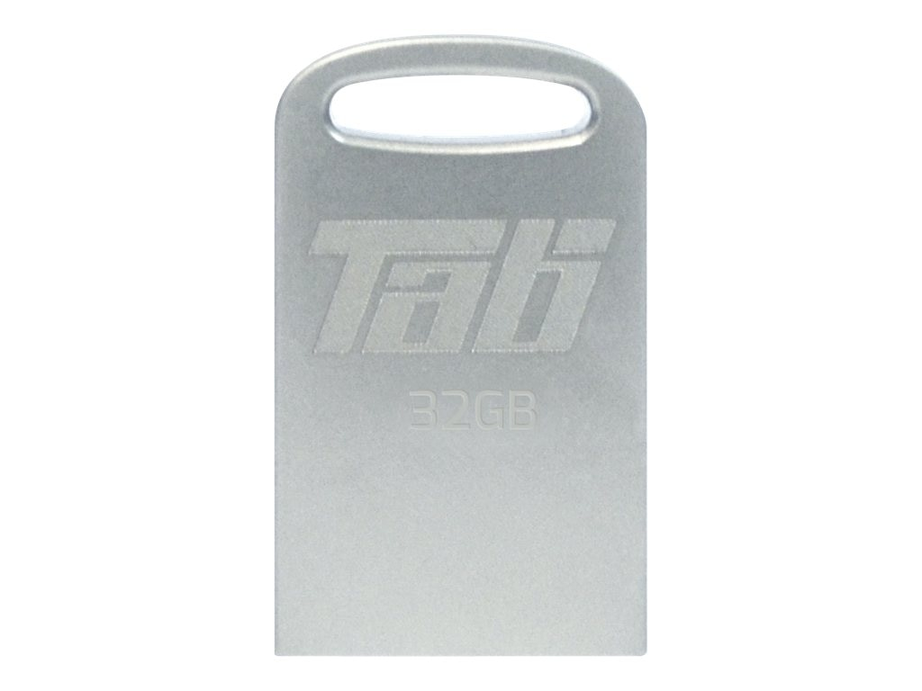 Patriot Memory 32GB Tab USB 3.0 Flash Drive, PSF32GTAB3USB