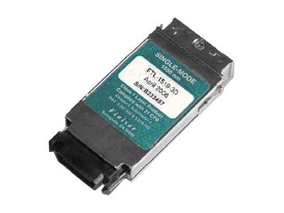 Finisar 1550NM DFB, GIGE, 1X FC, 1.25 GB S Transceiver, FTL-1519-3D