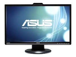 Asus 24 VK248H-CSM Full HD LED-LCD Monitor with Webcam, Black, VK248H-CSM, 13878883, Monitors - LED-LCD