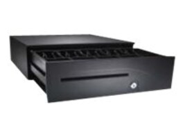 APG Series 100 16x16 USB 5-bill x 6-coin Till, Black, T554A-BL1616-U6, 16298956, Cash Drawers