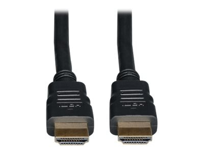 Tripp Lite Ultra HD 4Kx2K High Speed HDMI M M Digital Audio Video Cable with Ethernet, Black, 10ft, P569-010, 12420264, Cables