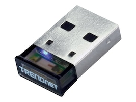 TRENDnet Micro Bluetooth USB Adapter, TBW-106UB, 9879963, Wireless Adapters & NICs