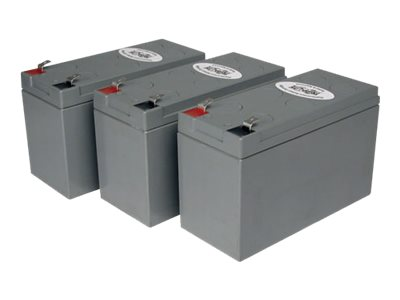Tripp Lite Replacement Batteries (3), RBC53