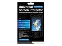 Green Onions Supply Glossy Universal Screen Protector for Screens up to 5 Diagonal, RT-SPB10U1, 15199112, Protective & Dust Covers