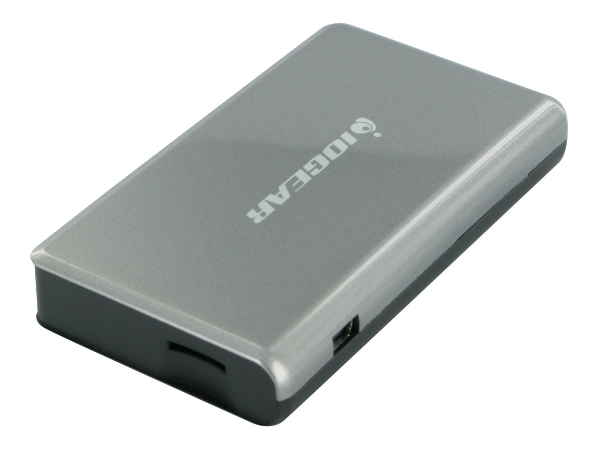 IOGEAR 56-in-1 Universal Memory Bank Card Reader Writer