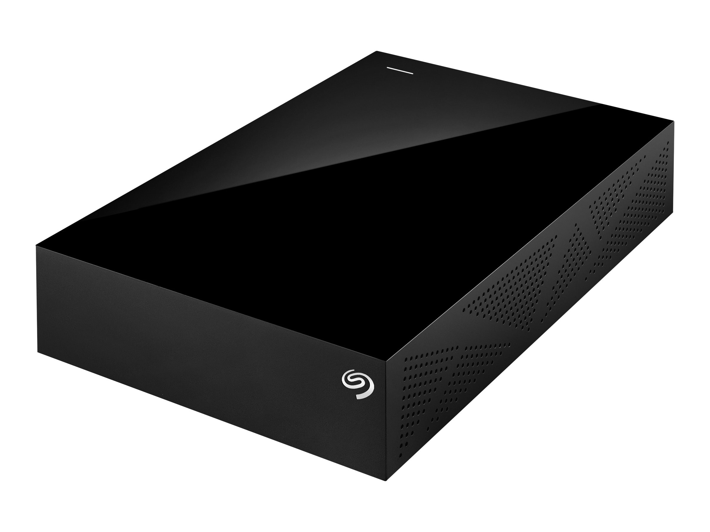 Seagate 4TB Backup Plus USB 3.0 3.5 Desktop Hard Drive - Tuxedo Black, STDT4000100, 16654754, Hard Drives - External