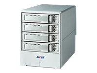 Areca Technology Thunderbolt 4-Bay SATA RAID Subsystem, ARC-5026, 16584080, Hard Drive Enclosures - Multiple