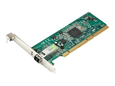 Black Box PCI FIBER ADAPTER, 1000BASE-SX, 64- 32-B