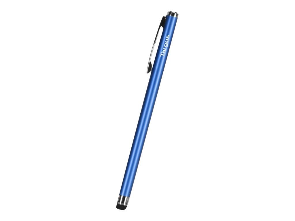 Targus Slim Stylus for Smartphones, Metallic Blue, AMM1203US, 15392588, Pens & Styluses
